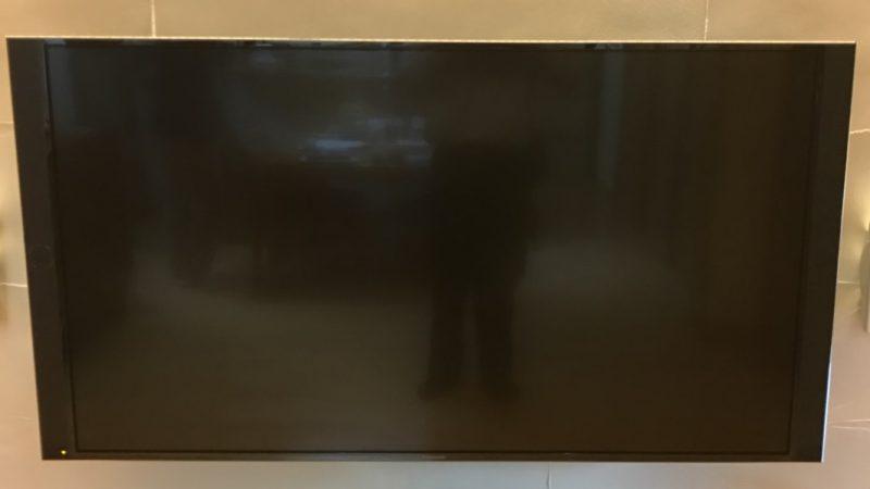 倉敷市児島へ壁掛けテレビの納品にいってきました!